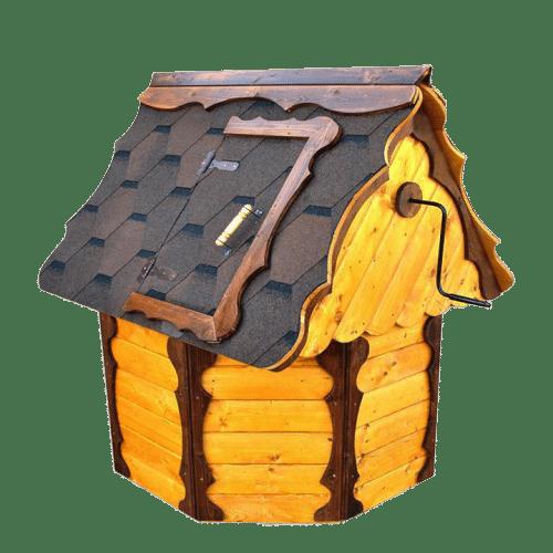 Недорогие домики для колодца в Подольском районе